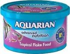 Aquarian Tropical Flake Fish Food 50g 5010394996761