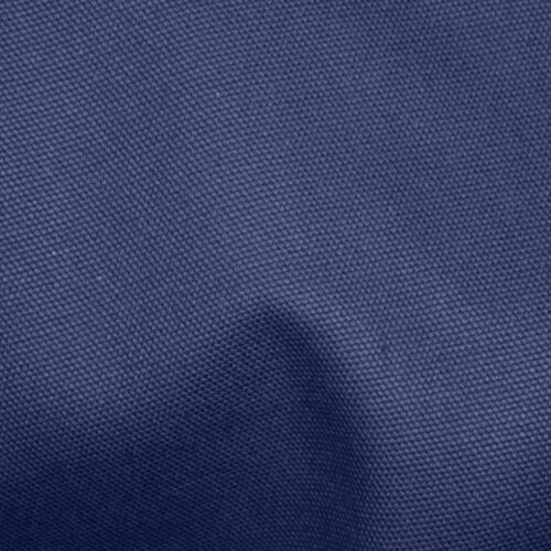 blau Baumwolle Polster Stoff Canvas Segeltuch robust belastbar Meterware Tolko