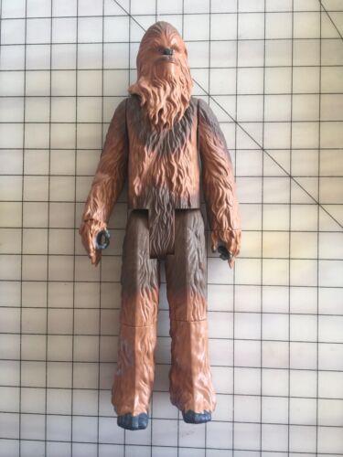 "Star Wars Chewbacca 12/"" Action Figure La Force Réveille dernier Jedi Hasbro LFL"