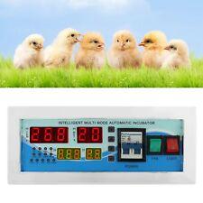 Automatic Egg Incubator Controller Digital Lcd Temperature Humidity Controller