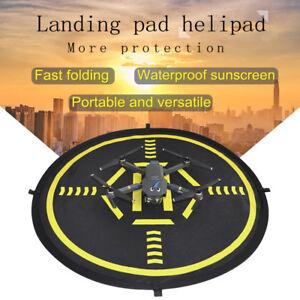 Apron Foldable Parking Landing Pad For DJI Mavic Pro Phantom 3 4 Spark Accessory