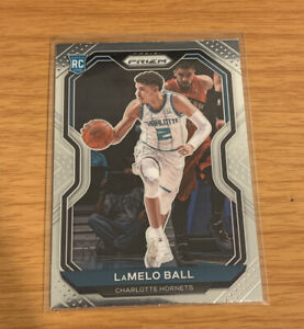 2020-21 Panini Prizm #278 LaMelo Ball RC Rookie HORNETS Possible Gem