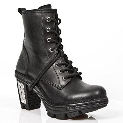fdf0a51649 NEW Rock NEOTR 008-S1 Donna Donna Donna Trail Retro Punk Gothic Rock  Classico Stivali