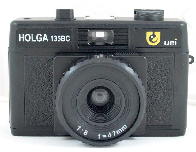 USD - HOLGA 35mm Camera 135BC / BC (Black)