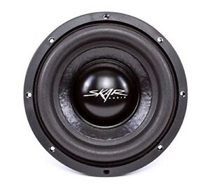 Details about Skar Audio IX-8 D2 Dual 2Ω 300W Max Power Car Subwoofer