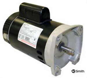 B855 pentair whisperflo 2 hp swimming pool pump motor for for Swimming pool pump motors