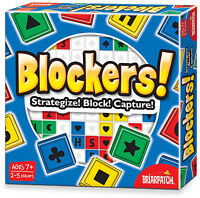 Blockers Fun Family Strategy Game Briarpatch Ages 8+