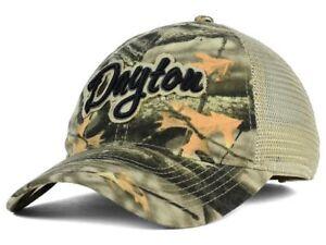 Dayton Flyers NCAA Legacy Realtree® Lost Camo™ Team Logo Cap Hat ... 68831bcf5c8