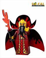Lego Minifigures Series 13 71008 Evil Wizard