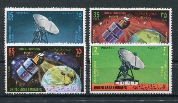 2 X 6 Weltraum Space Ras Al Khaima ** 12 Blocs Imperf Soyuz Sojus 11