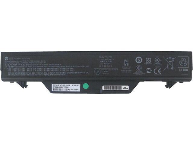Genuine HP ProBook 4510S 4515S 4710S Battery 47Wh HSTNN-IB88 ZZ06 572032-001