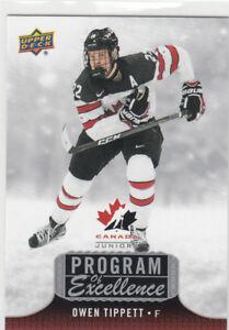 2017-18-Upper-Deck-Team-Canada-Juniors-Program-of-Excellence-POE-21-O-TIPPETT