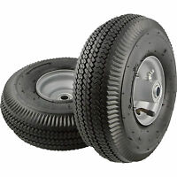 Hand Dolly Tire 200 Pound Capacity Tire Steel Dolly Tires Push Cart Wheels