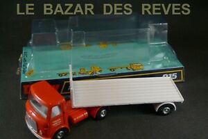 DINKY-TOYS-GB-Camion-AEC-plateau-REF-915-Boite