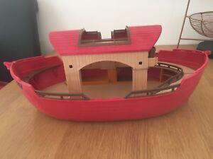 Playmobil-Noah-Ark-historia-de-la-Biblia-Juguete-Juegp-solo-el-Arca