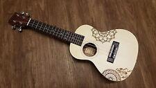 23 Inch Small Hawaiian Ukulele 4 String Fun Guitar