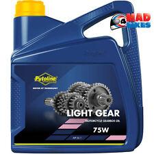Putoline 2 Stroke Light Gear Box Oil, KX, CR, RM, YZ, KTM, 65, 85, 125, 250. 4Lt