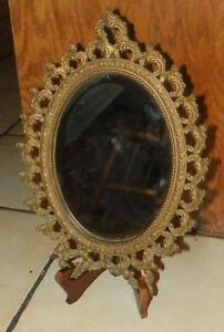 Small-Brass-Decorative-Mirror