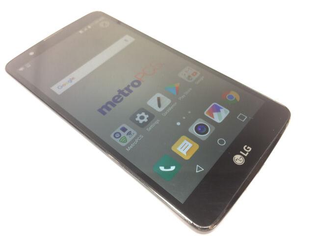 LG Stylo 2 plus MS550 - 16GB-Metropcs Smartphone