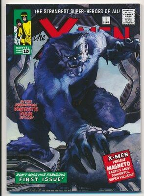 Marvel Masterpieces 2018 Tier 2 Gold Base Card 52 Beast