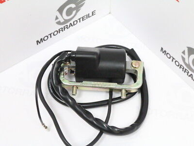 "Honda Z 50 A M k0 k1 k2 Monkey Ignition Coil 6 Volt Reproduction /""Made in Japan/"""