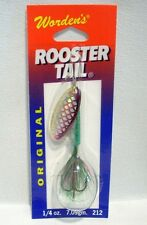 Worden/'s Rooster Tail 216 1//2oz SNOW