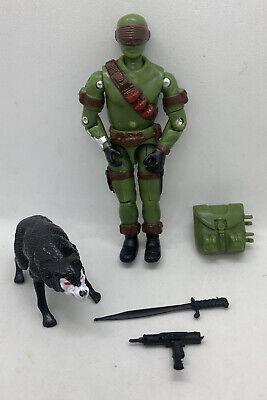 Black Major Custom Jungle Camo Commando With Wolf