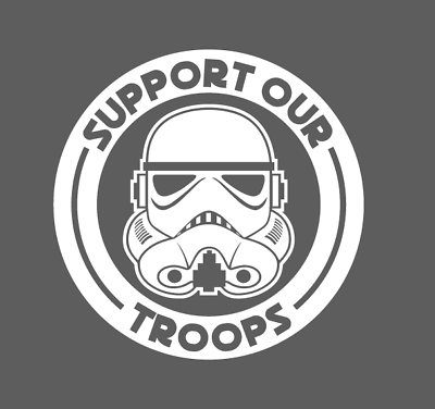 Image result for support our troops star wars