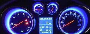 Vauxhall Insignia Instrument Cluster DEL Kit de conversion Speedo Dash Opel