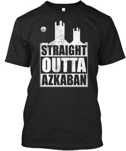 Straight Outta Azkaban! Azkaban Standard Unisex T-Shirt