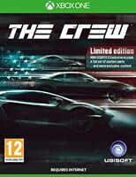 Xbox One Spiel The Crew Action-rennspiel Limited Edition Neuware