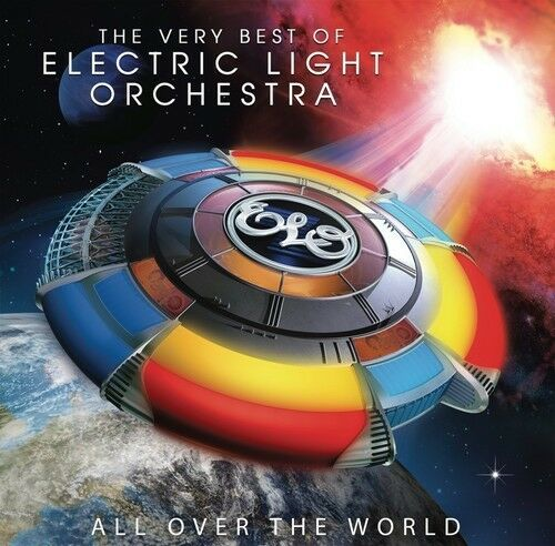 Elo ( Electric Light - All Over The World: The Very Best Of Electric Light Orche