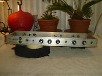 The Artist Super X, Solid State Amplifier, Spring Reverb, Rare, Vintage Unit