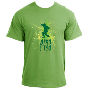 Brazilian-Jiu-Jitsu-EverGreen-Sports-Tee-MMA-UFC-BJJ-Fight-T-shirt