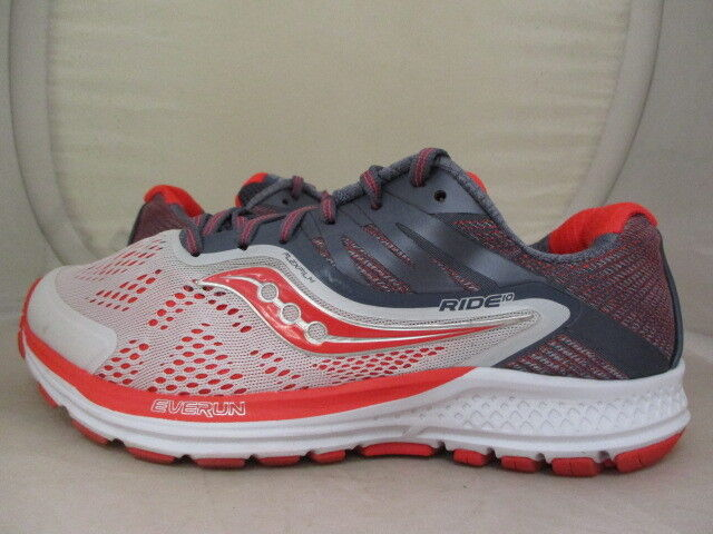Saucony Ride 10 Femmes Running Baskets UK 5 US 7 EUR 38 REF 2726 *