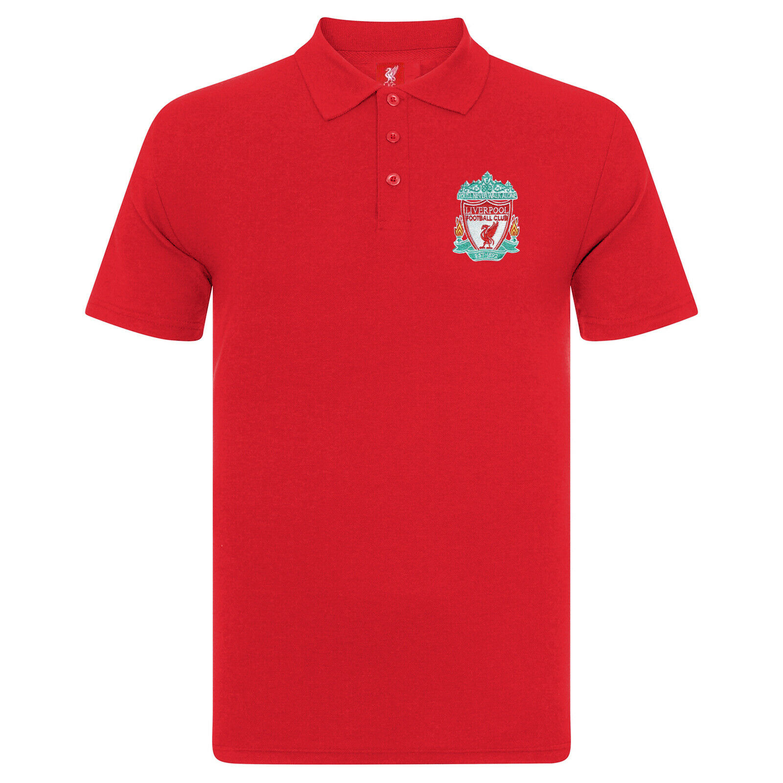 XX-Large Red Polo Shirt Liverpool