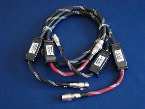 YYW-HY9032-2-x-1-5m-5-ft-Audio-XLR-Balanced-Cables