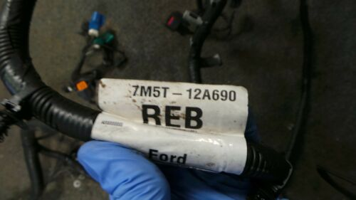 Ford Focus harness sub loom wiring 2.0 petrol engine//ecu 7M5T-12A690-REB 2005-10