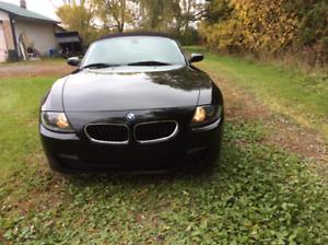 BMW Z4 à vendre