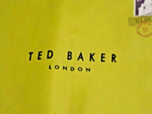 Ted Baker London Authentique Vert /& Violet Costume Transporteur Sac Étui Bagage entièrement neuf sans étiquette