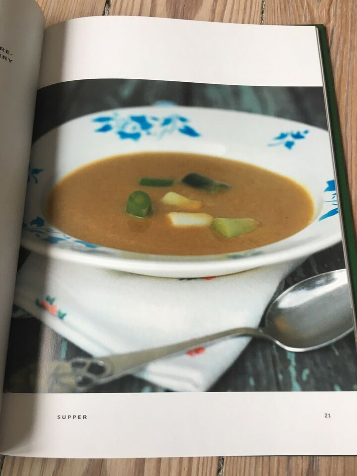 Rodfrugterne - enkel og god mad, Haddock, emne: mad og vin