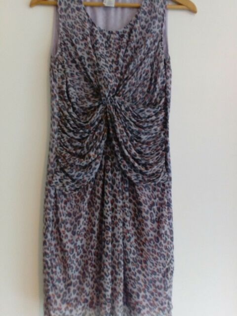 Tony Cohen Silk Dress Size 6M