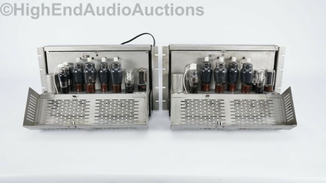 RCA MI-9245-A Vacuum Tube Monoblock Power Amplifiers - 70wpc - Western Electric