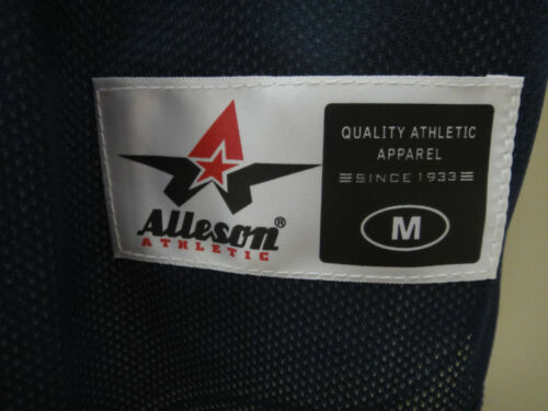 NEW!! ALLESON 570R NAWH ADULT MEDIUM REVERSIBLE MESH BASKETBALL JERSEY TANK