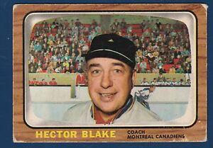 HECTOR-TOE-BLAKE-66-67-TOPPS-1966-67-NO-1-VG-2650