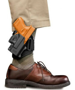 Ankle holster fobus tactical kel tec p3at 2nd generation 32 ruger lcp