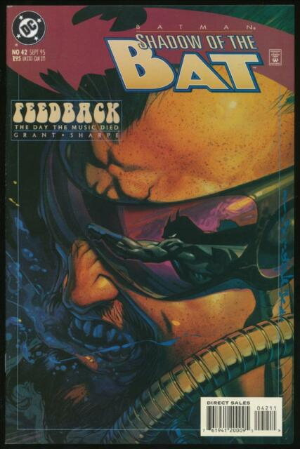 Batman, Shadow of the Bat, #42, September 1995 - Mint (MT)