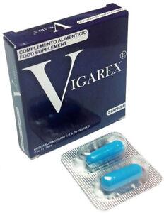Vigarex Afrodisíaco x 18 cp, natural 100%, ENVÍO PENINSULAR 24H DOMICILIO