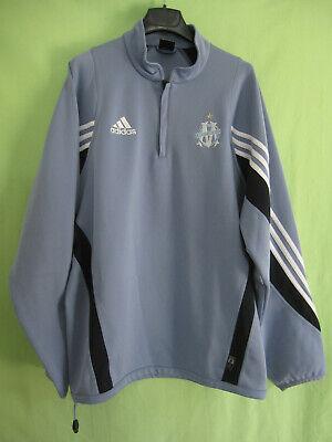Sweat Adidas Vintage Olympique Marseille OM Lavande 90'S 174 M | eBay