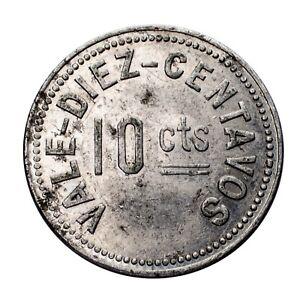 Quitobaquito-Quitovaquita-Mining-Token-10-Centavos-Manuel-Levy-Hal-Birt-Jr